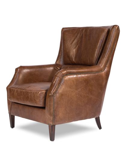 Sarreid Ltd. - Baker Arm Chair - 29766