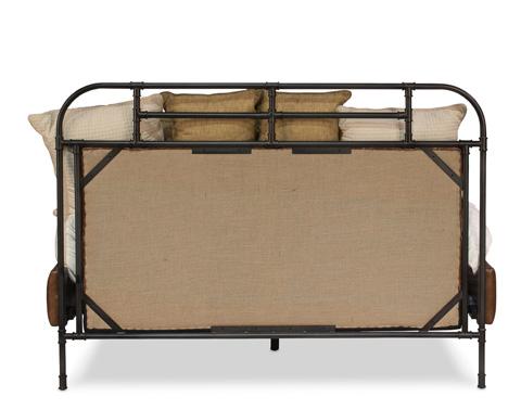 Sarreid Ltd. - Master's Bed - 29774