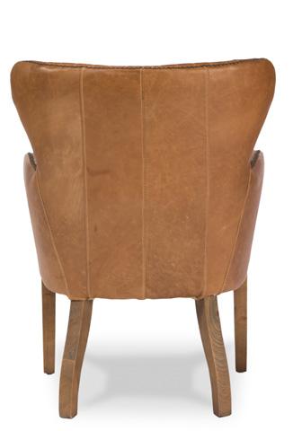 Sarreid Ltd. - Disel Single Chair - 29777