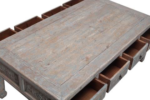Sarreid Ltd. - All Eight Coffee Table - 29929
