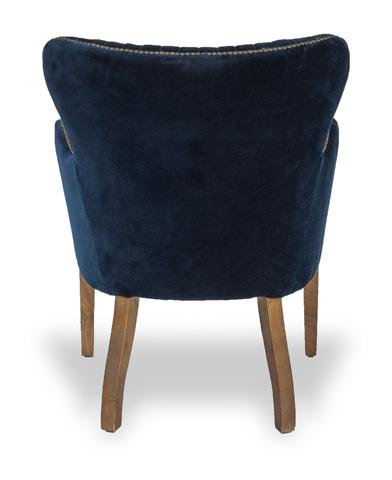 Sarreid Ltd. - Disel Single Chair - 30266