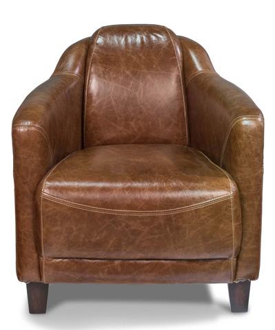 Sarreid Ltd. - Deco French Lounge Chair - 30276