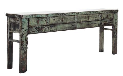 Sarreid Ltd. - Cabinet with Four Drawers - SA-6600
