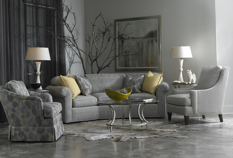 Sherrill - Sofa - 5268