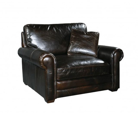Image of Portland 43 Leather Chair