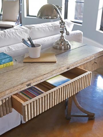Image of Curl Tide Flip Top Table