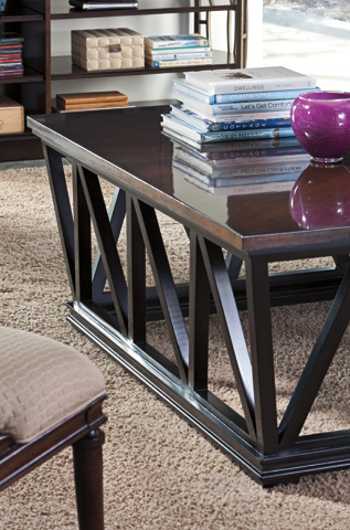 Stanley Furniture - Empire Cocktail Table - 193-15-03