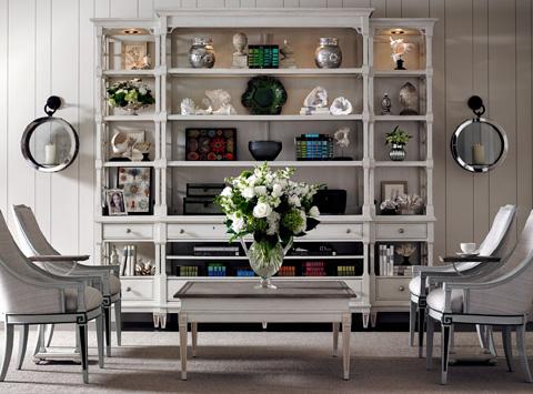 Stanley Furniture - Pavillion Media Bookcase - 340-25-31