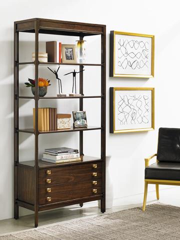 Stanley Furniture - Welton Bookcase - 436-15-18