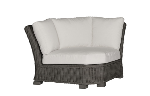 Summer Classics - Rustic Sectional Corner Chair - 3769