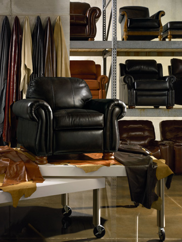 Thomasville Furniture - Benjamin Motion Incliner Chair - 20901-313A