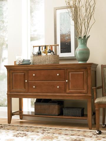 Thomasville Furniture - Two Door, Two Drawer Sideboard - 40421-220