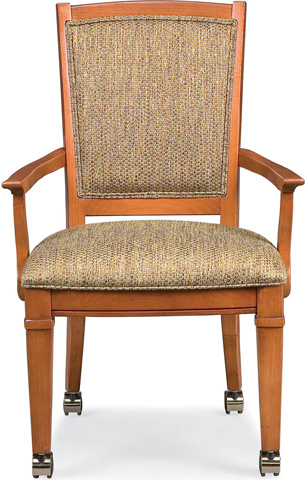 Thomasville Furniture - Club Chair with Casters - 40421-892