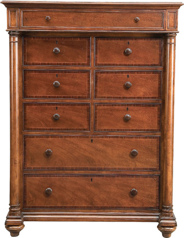 Thomasville Furniture - Nine Drawer Chest - 43411-311