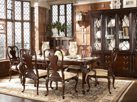 Thomasville Furniture - China Cabinet - 45321-430