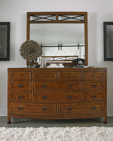 Thomasville Furniture - Rectangular Wall Mirror - 82811-240