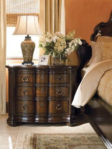 Thomasville Furniture - Lucca Nightstand - 43612-815