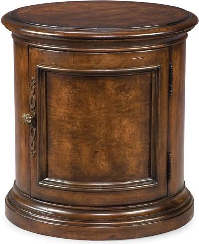 Thomasville Furniture - Brunello Drum Table - 43632-310
