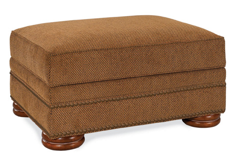 Thomasville Furniture - Ashby Storage Ottoman - 1459-16ST