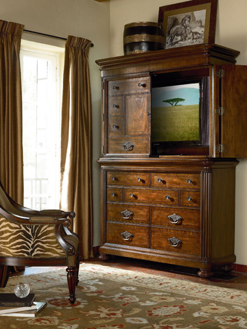 Thomasville Furniture - Manyara Media Console - 46211-360