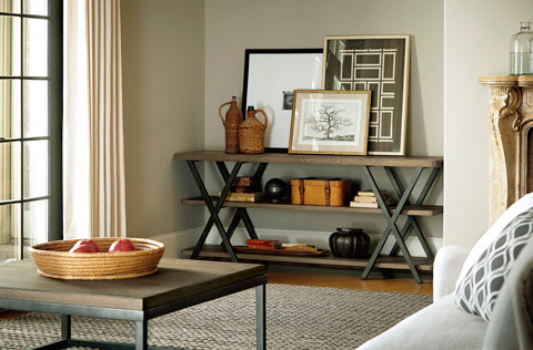 Universal Furniture - Berkeley 3 Square Cocktail Table - 316810