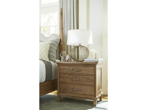 Universal Furniture - Moderne Muse Nightstand - 414350