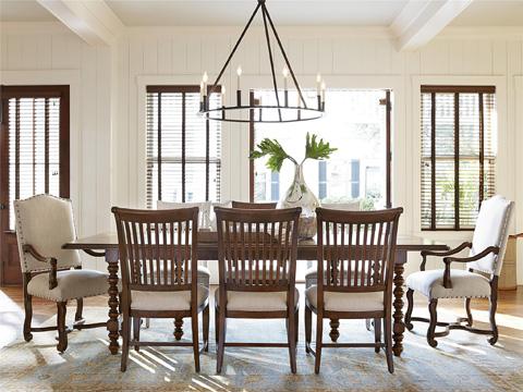 Paula Deen Home - Dogwood Dinner Table - 596655