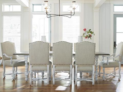 Paula Deen Home - Dogwood Dinner Table - 597A655