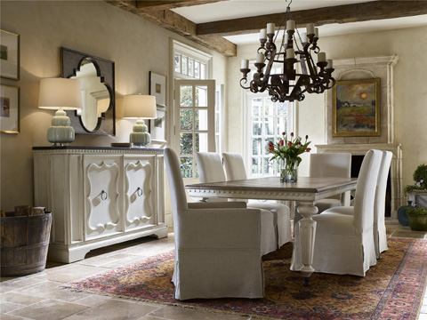 Universal Furniture - Sojourn Metal Mirror - 543B05M