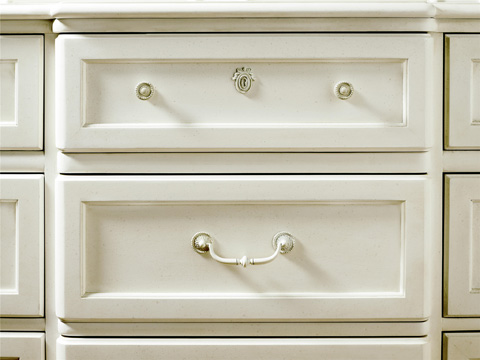Image of Gabriella Nine Drawer Dresser