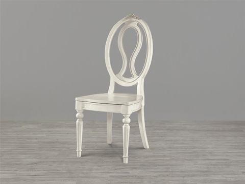 Image of Gabriella Chair with Storage Seat