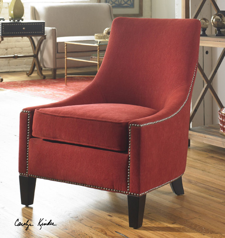 Uttermost Company - Kina Armless Chair - 23126