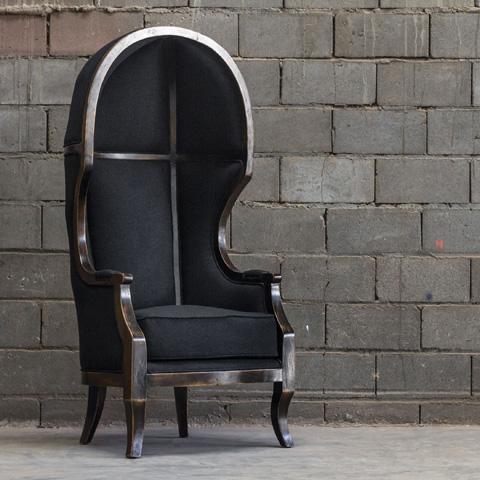 Uttermost Company - Nadira Canopy Chair - 23621