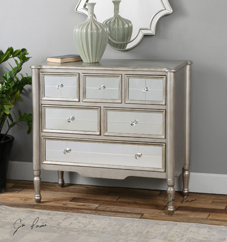 Uttermost Company - Rayvon Accent Chest - 24504