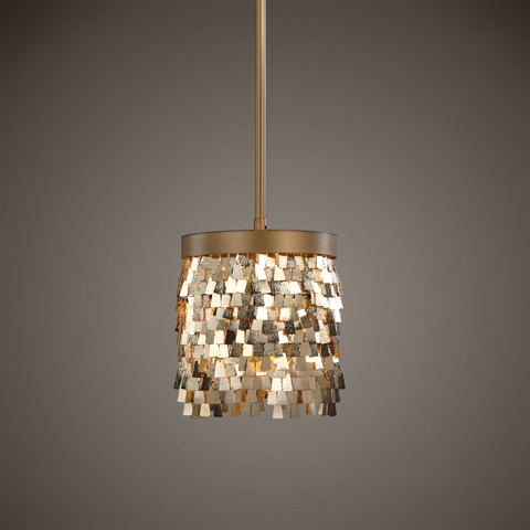 Uttermost Company - Tillie One Light Mini Pendant - 22077
