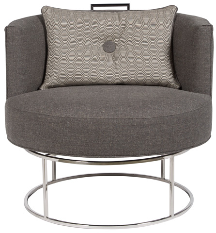 Vanguard Furniture - Contemporary Swivel Chair - W199-SW
