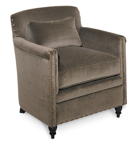Vanguard Furniture - Upholstered Chair with Nailhead Detailing - 3248