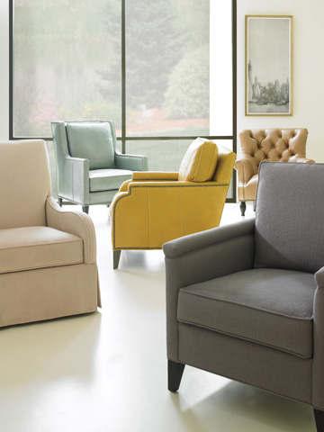 Vanguard - Zoe Chair - V274W-CH