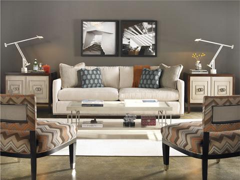 Vanguard Furniture - Beckett Lamp Table - W390L