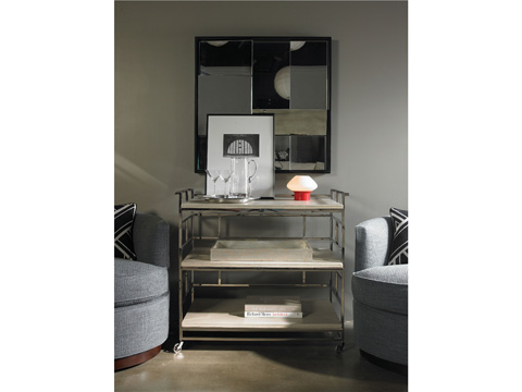 Vanguard Furniture - Butterfield Serving Cart - W741S