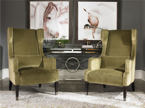 Vanguard Furniture - James Street Wing Chair - 9007-CH
