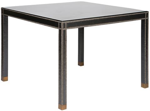 Vanguard Furniture - Gaston Upholstered Game Table - V118-GT