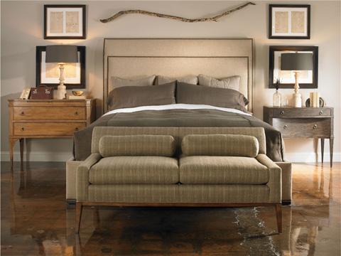 Vanguard Furniture - Jacen Footboard Sofa - V317-60