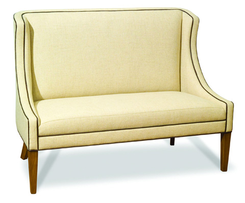 Vanguard Furniture - Thomas Settee - V592-SE