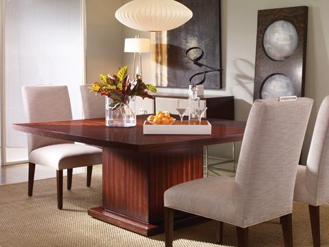 Vanguard Furniture - Wyatt Dining Table - W747T