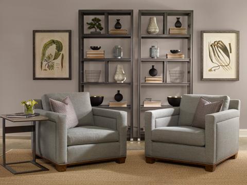 Vanguard Furniture - Middlebury Chair - W753-CH
