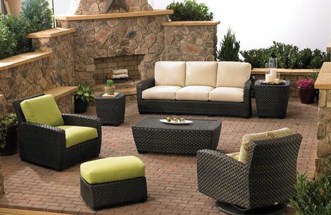 Lane Venture - Leeward Lounge Chair - 786-01