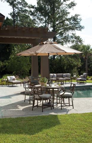 Lane Venture - Redington Dining Side Chair - 209-78
