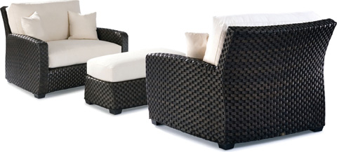 Lane Venture - Leeward Cuddle Chair - 786-51