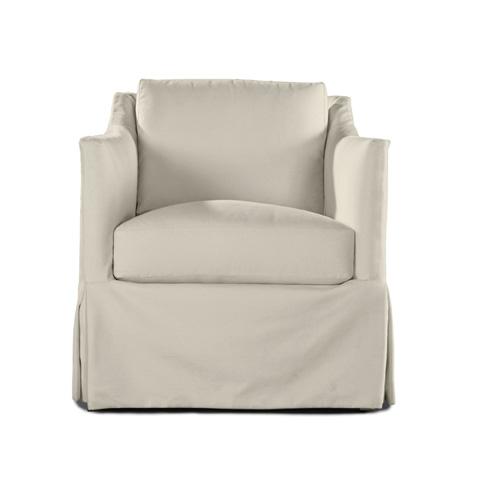 Lane Venture - Harrison Swivel Lounge Chair - 810-87